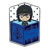 名探偵コナン キャラ箱クッション Vol.6 キッド追跡コレクション 怪盗キッド (機動隊) W34cm×H45cm×D10cm