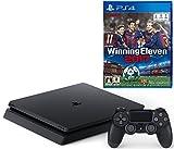 【12/6プライム会員限定 参考価格から8,117円OFF】PlayStation 4 ジェット・ブラック 500GB(CUH-2000AB01)+ ウイニングイレブン2017