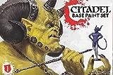 【シタデル ベースペイントセット】CITADEL BASE PAINT SET