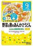 グーグーキッチン 野菜と卵のあんかけうどん 80g
