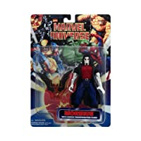 Marvel Universe Morbius Action Figure with Vampire Transformation Power by Spider-Man