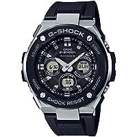 [カシオ]CASIO 腕時計 G-SHOCK ジーショック G-STEEL 電波ソーラー GST-W300-1AJF メンズ