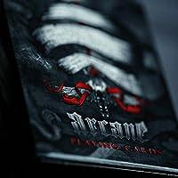 1デッキのArcaneレッドPlaying Cards Rareブラッククラブ(レッド) Edition by Ellusionist
