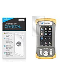 Topcon fc-500 ClearTouchアンチグレアand ClearTouchクリスタル2パック – プレミアム品質スクリーンガードシールドにを傷 – Chooseアンチグレア、またはクリスタルクリア bw-15-13664-0