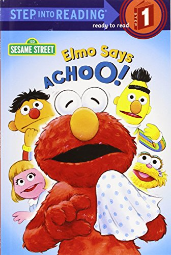 Elmo Says Achoo! (Sesame Street) (Step into Reading)の詳細を見る