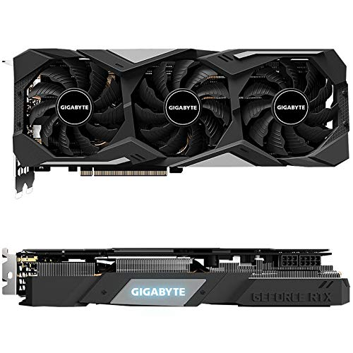 Gigabyte GeForce RTX 2070 SUPER 8 GB GAMING OC 3X Video Card