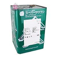 関西ペイント スーパーシリコンルーフペイント グレー 14L