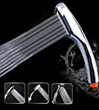 Best ハンドシャワーヘッド - Joyoldelf シャワーヘッド ハンドヘルド 30%節水 300穴 300%増圧 快適なシャワー 一日の疲れを取る! Review