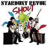 【Amazon.co.jp限定】SHOUT(初回限定盤) (DVD付) (特典ステッカー+応募ハガキ付) 画像