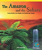 The Amazon and the Sahara: Using Double Line Graphs and Double Bar Graphs (Powermath)