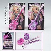 TopModel Popstar Pushpencil and Eraser