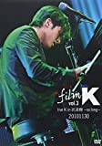 film K vol.3 「live K in 武道館〜so long〜 20101130」