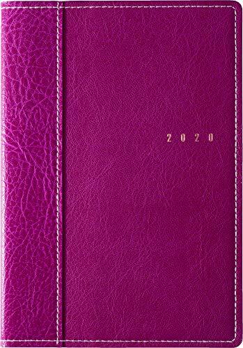 高橋 手帳 2020年 B6 ウィークリー シャルム R 10 紫 No.360 (2020年 1月始まり)