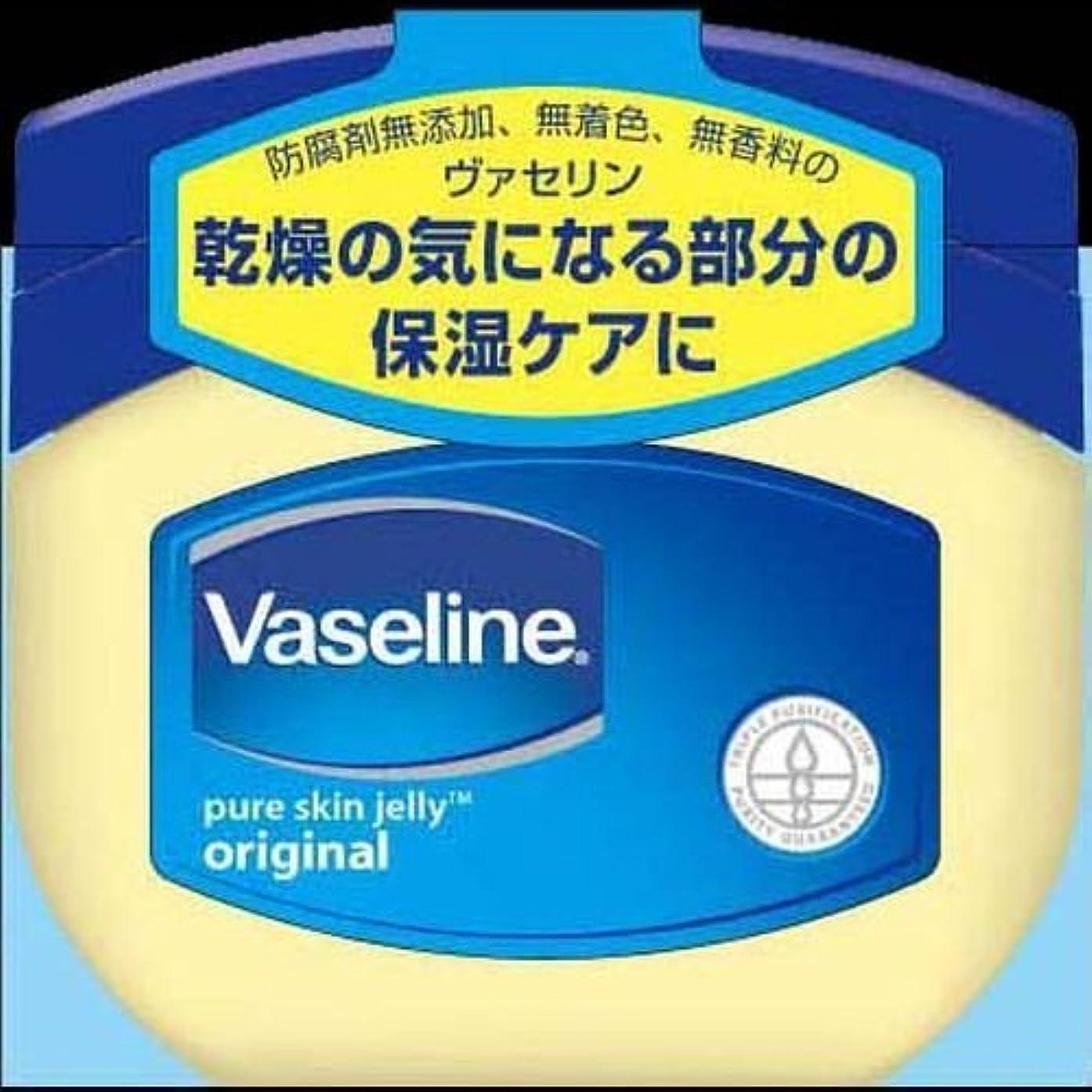 損なうエンターテインメントボイラー【まとめ買い】ヴァセリン オリジナルピュアスキンジェリー 80g ×2セット