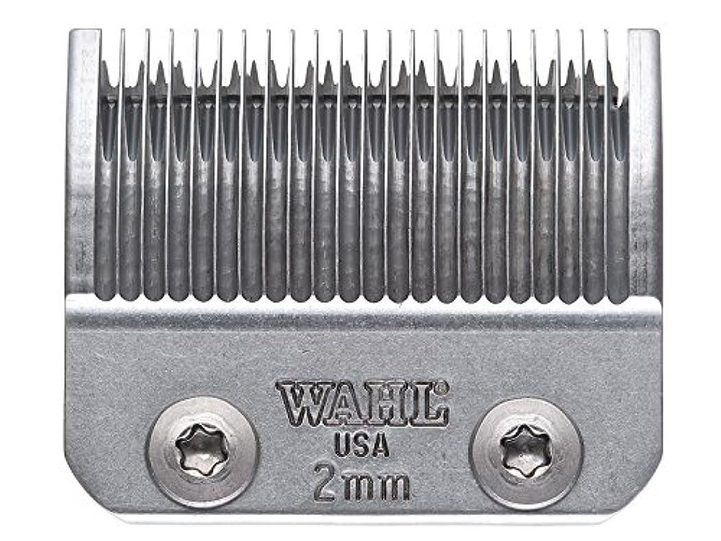 櫛解釈発明WAHL アンバサダー 専用替刃 2mm
