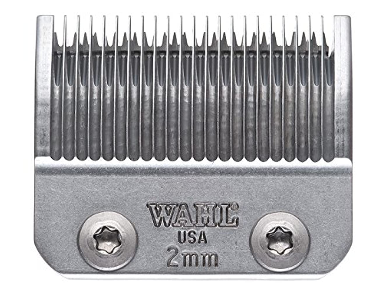 気をつけて倍率副詞WAHL アンバサダー 専用替刃 2mm
