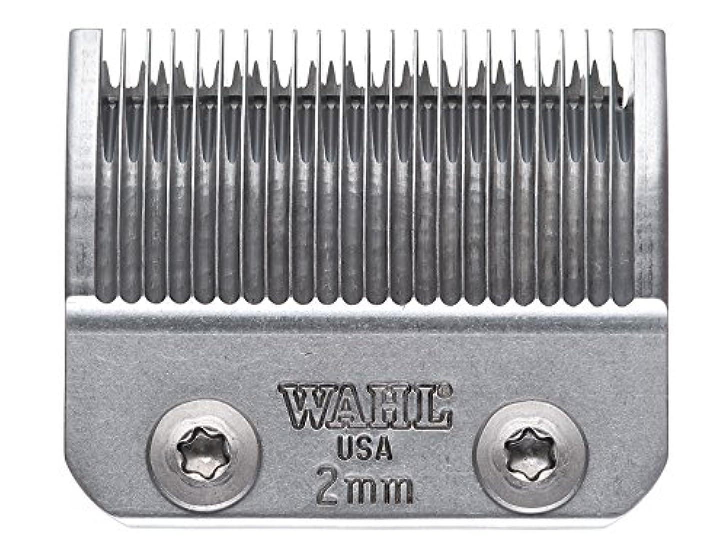 スクラッチミリメーター許容できるWAHL アンバサダー 専用替刃 2mm