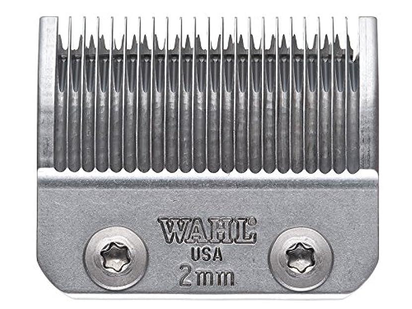 熱心な役に立つ入り口WAHL アンバサダー 専用替刃 2mm