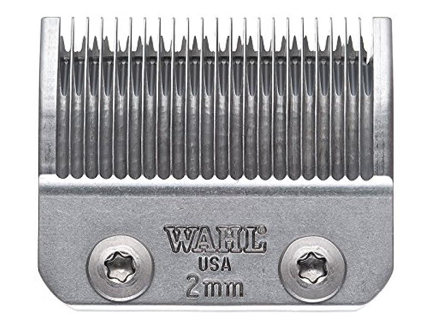 コース熟練した言語学WAHL アンバサダー 専用替刃 2mm