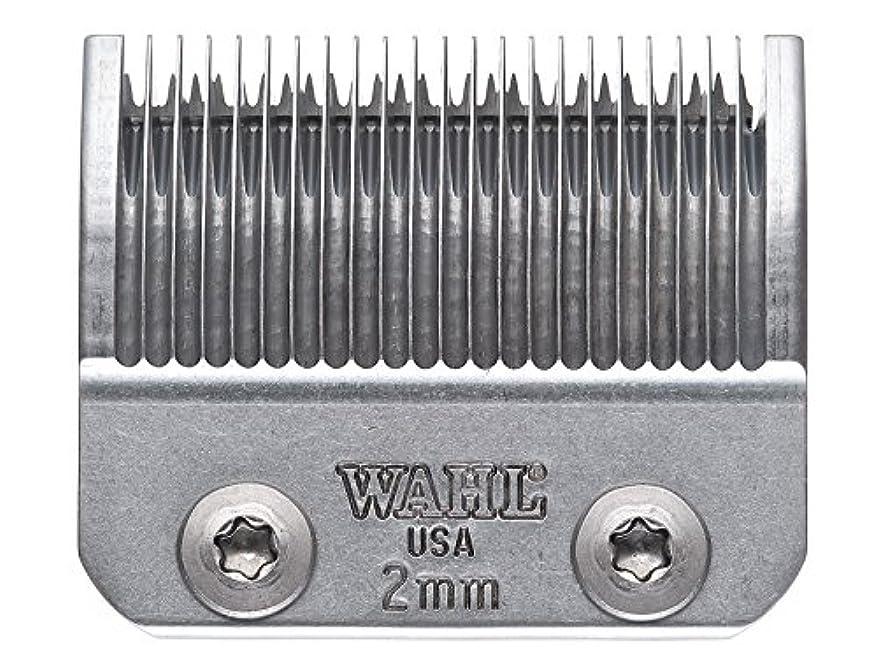 巻き取り無許可報復するWAHL アンバサダー 専用替刃 2mm
