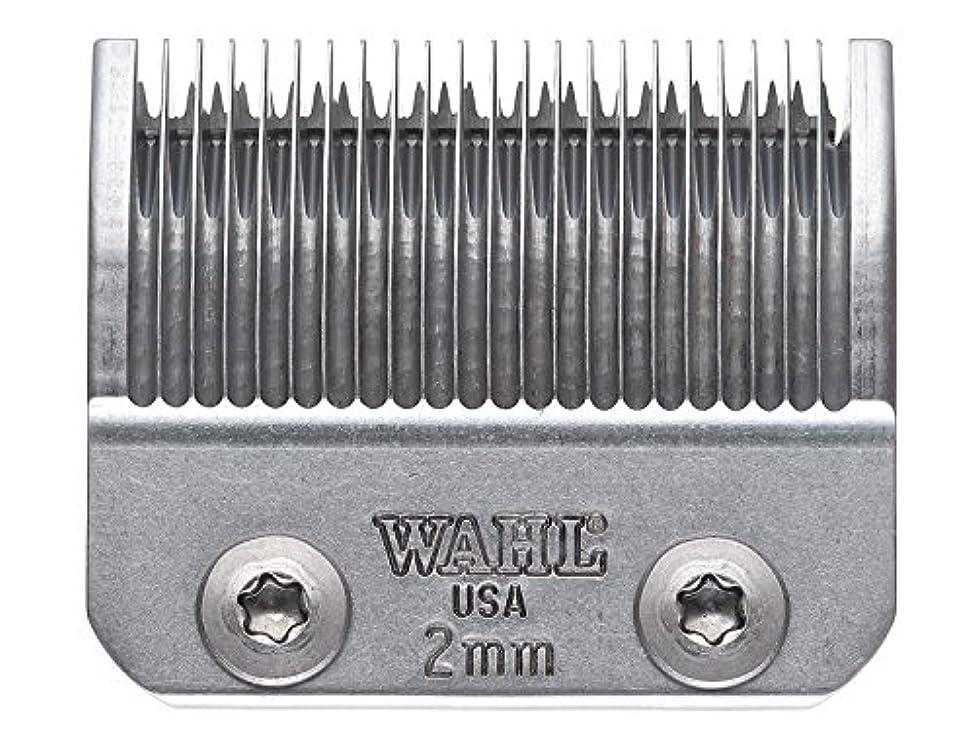 何貢献欠員WAHL アンバサダー 専用替刃 2mm