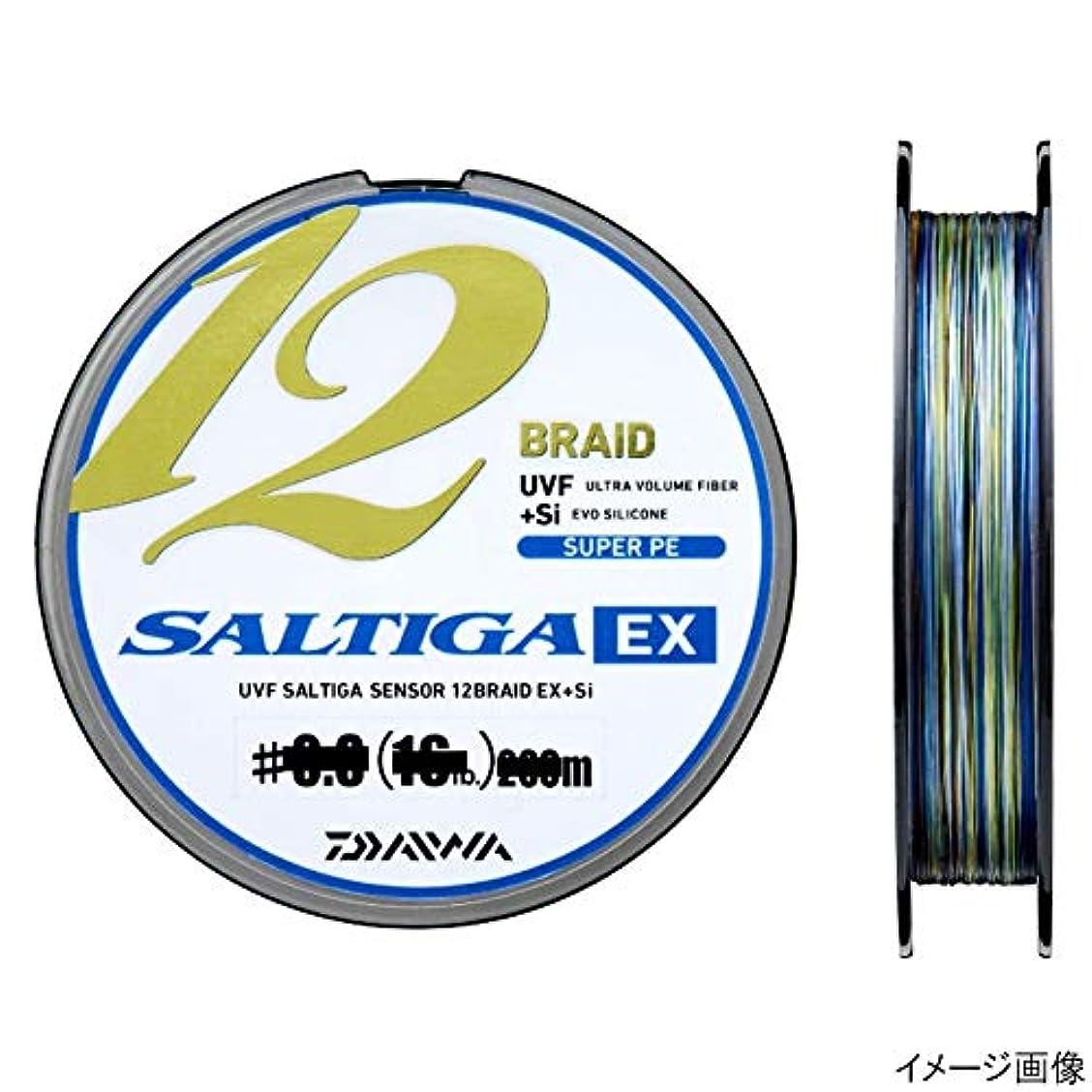 原理咳入札ダイワ ライン UVF ソルティガセンサー 12ブレイドEX+Si 300m 1.5号