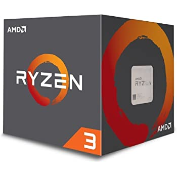 AMD CPU Ryzen 3 1300X with Wraith Stealth cooler YD130XBBAEBOX