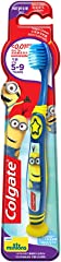 COLGATE Kids toothbrush, Minion 5-9 years (Colors may vary)