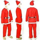 クリスマス サンタ コスチューム コスプレ 衣装 メンズ サンタクロース コスチューム スタンダード