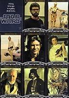2007 Topps Star Wars 30th Edition Complete Set of 120 Trading Cards - Darth Vader, Luke SkyWalker, Obi-Wan Kenobi, Princess Leia, Han Solo, & more!! by Topps [並行輸入品]