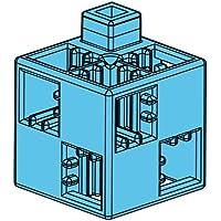 アーテック (Artec) アーテックブロック ブロック単品 基本四角 水色 100ピース 077844