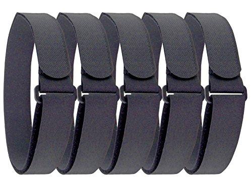 Furupa 物固定ベルト 伸びない固定バンド 5本組 2.5cm×80cm バイク 車 アウトドア 布団 災害対策