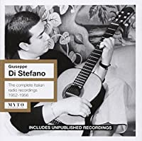 Comp Italian Radio Recordings 1952-56