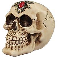 Largemouth ジュエル(宝石額)と頭蓋骨