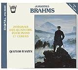 Brahms: Integrale Des Quatuors Pour
