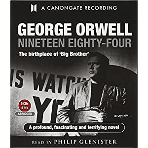 Nineteen Eighty-Four: (1984) (Csa Word Recording)