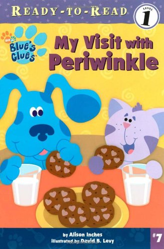 My Visit with Periwinkle (BLUE'S CLUES READY-TO-READ, 7)の詳細を見る