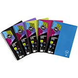 Spirax Kode 5 Subject Book P960 A4 250 Page Assorted