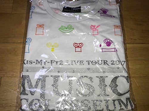 Kis-My-Ft2のコンサートをレポート!グッズも話題な最新公演『MUSIC COLOSSEUM』の画像