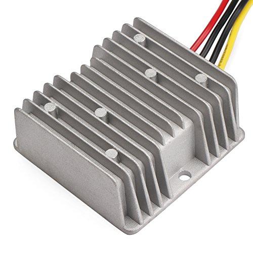 DC-DC防水カーのパワーを高める転圧器12V〜24V 12A電圧レギュレータ288Wボルト昇圧 太陽エネルギーLCD TVのために変圧器モジュール