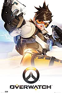 Overwatch Poster - Tracer (61cm x 91,5cm)