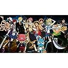 U Like Fairy Tail日本アニメシルクスクロールポスターLargeスクロールポスターNatsu One Piece 29