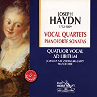 Haydn:Vocal Quartets/Pianof