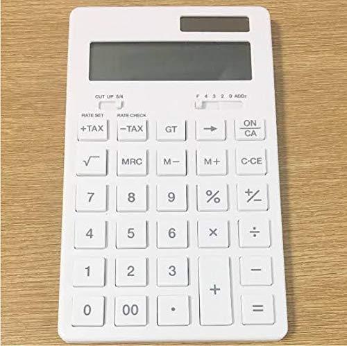 無印良品 電卓 12桁(KK-1154MS)