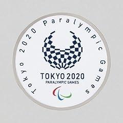 東京 2020 パラリンピック 組市松紋 エンブレム ピンバッジ ラウンド 円形タイプ …