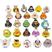Alphabet Rubber Ducks - 26 pcs [並行輸入品]