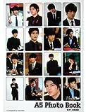 ジェジュン 写真集 - A5サイズ 韓国版 写真集 ステッカー 2枚付き - JYJ フォトブック