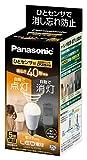 パナソニック LED電球 E26口金 電球40W形相当 電球色相当(5.0W) 一般電球・人感センサー LDA5LGKUNS