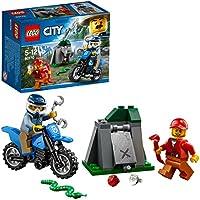 レゴ(LEGO) シティ 山のポリスバイク 60170