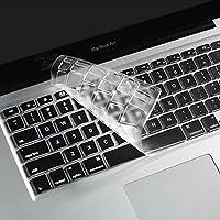 i-Buy 日本語 キーボードカバー (JIS配列)[MacBook Air 13/Pro Retina 13,15インチ用]- TPU Clear